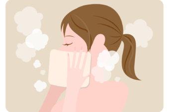 アロマ温湿布で乗りきりスキンケア~お顔も冷やさないことが大切です~