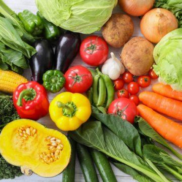 サラダウィークということで野菜のお話を~この残暑を健やかに乗り切れますように~