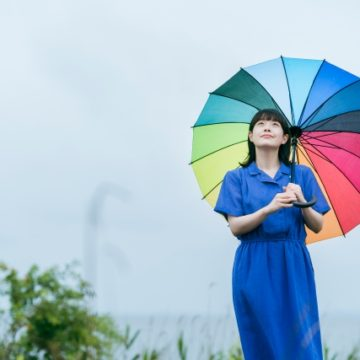 雨続きの今日この頃~身体と心に優しいアロマ~
