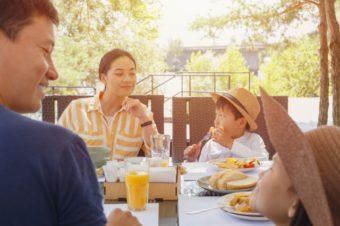 食事を丁寧においしく頂く~養生訓からひとことお伝え致します~