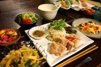 台所は薬箱~薬膳と漢方を利用した健康的な食生活を~