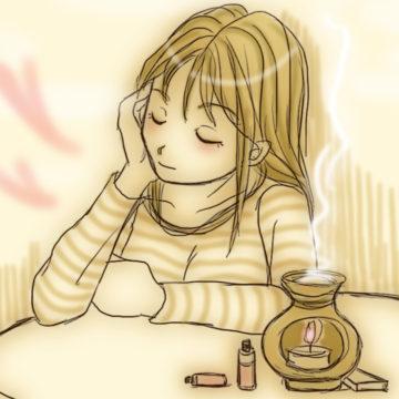 香りで自分を癒す~シンプルケアを末永く大切に~