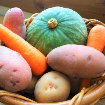 食欲の秋にさつま芋・物憂げな秋にゼラニウム~味覚と嗅覚からの癒しを大切に~
