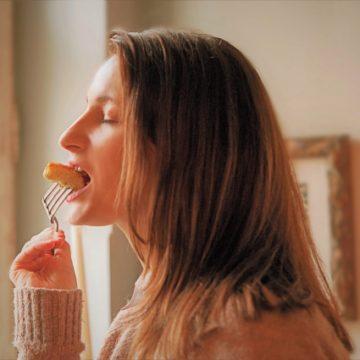 おいしく食べることは自分を労わるということ~桃の話も~