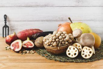 秋・季節の変わり目は食にも変化を~例えば梨と里芋とアロマテラピー~